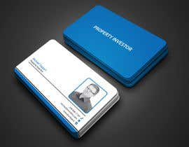 #41 for Personal Business Cards - design for a professional investor af dnoman20