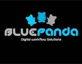 romankotlarczyk tarafından Design a Logo for new IT company - BLUE PANDA için no 101