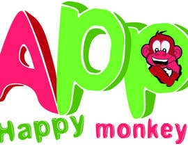 #178 untuk Design eines Logos for Company Happy Monkey oleh nirdesh1988
