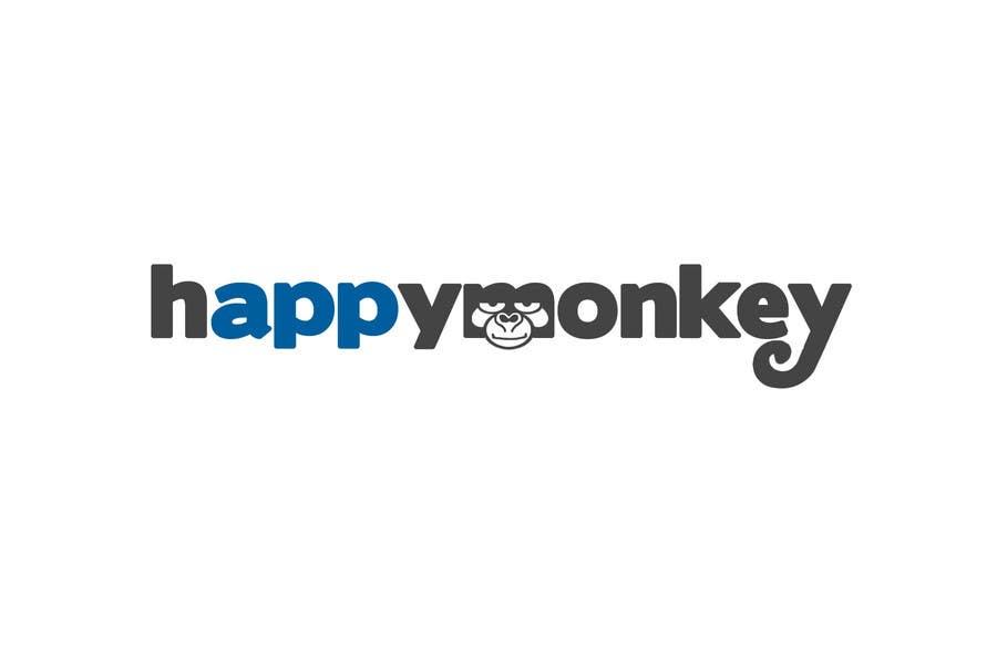 #171 for Design eines Logos for Company Happy Monkey by zetabyte