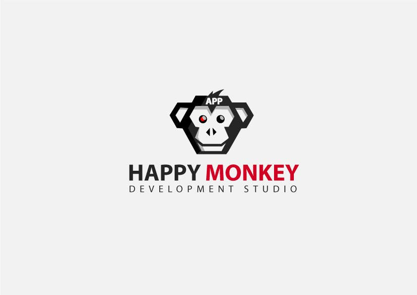 #172 for Design eines Logos for Company Happy Monkey by brandmaker2007