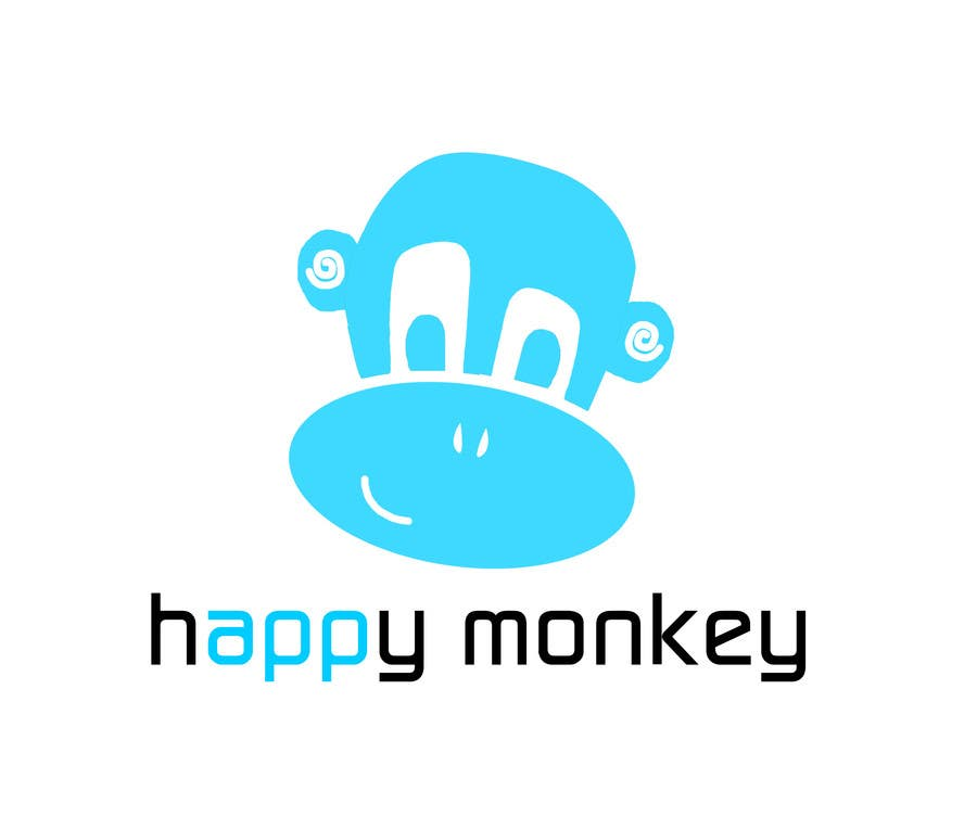 #177 for Design eines Logos for Company Happy Monkey by maisieeverett