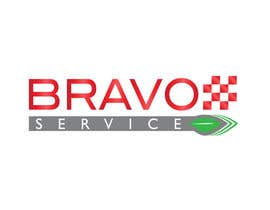#43 for Design a Logo for Bravo-Service... an express car service garage chain in Bulgaria by LucianCreative