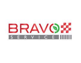 #44 for Design a Logo for Bravo-Service... an express car service garage chain in Bulgaria by LucianCreative