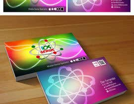 #15 untuk Design some Business Cards for Existing Logo oleh TonyFitz317