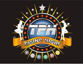 #82 cho Design a Las Vegas/Casino Night logo for an Open House bởi ariekenola