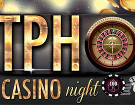 #49 cho Design a Las Vegas/Casino Night logo for an Open House bởi mcazmat