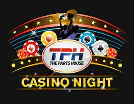 #72 for Design a Las Vegas/Casino Night logo for an Open House by soulflash