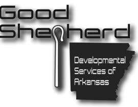 #18 for Design a Logo for Good Shepherd Developmental Services of Arkansas af dbridges