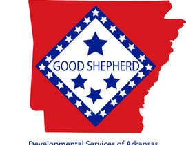 #5 para Design a Logo for Good Shepherd Developmental Services of Arkansas por miskuljo