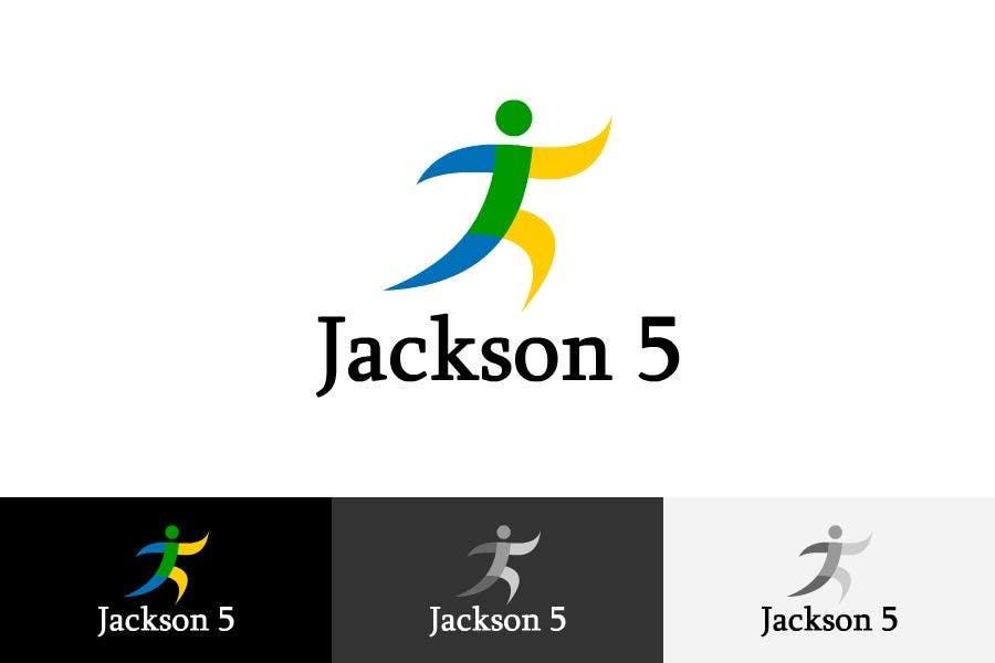 Inscrição nº 343 do Concurso para Logo Design for Jackson5