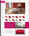 Graphic Design Contest Entry #3 for Website Design for The Bed Shop (Online Furniture Retailer)