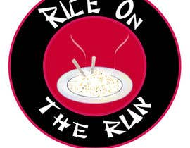 #36 untuk Rice On The Run logo design oleh smbdhs