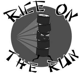 #29 for Rice On The Run logo design by VinJon