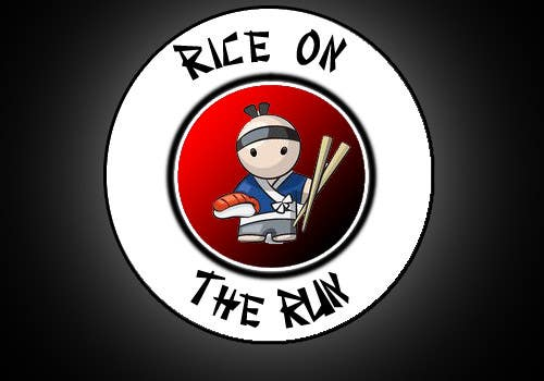#27 for Rice On The Run logo design by snowvolcano2012