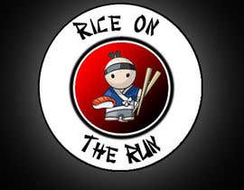 #27 untuk Rice On The Run logo design oleh snowvolcano2012