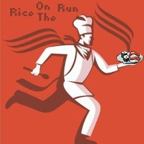 #25 for Rice On The Run logo design by oxair02
