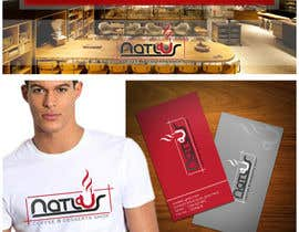 #81 for Design a logo & complete identity for NATLUS, af ninjapz