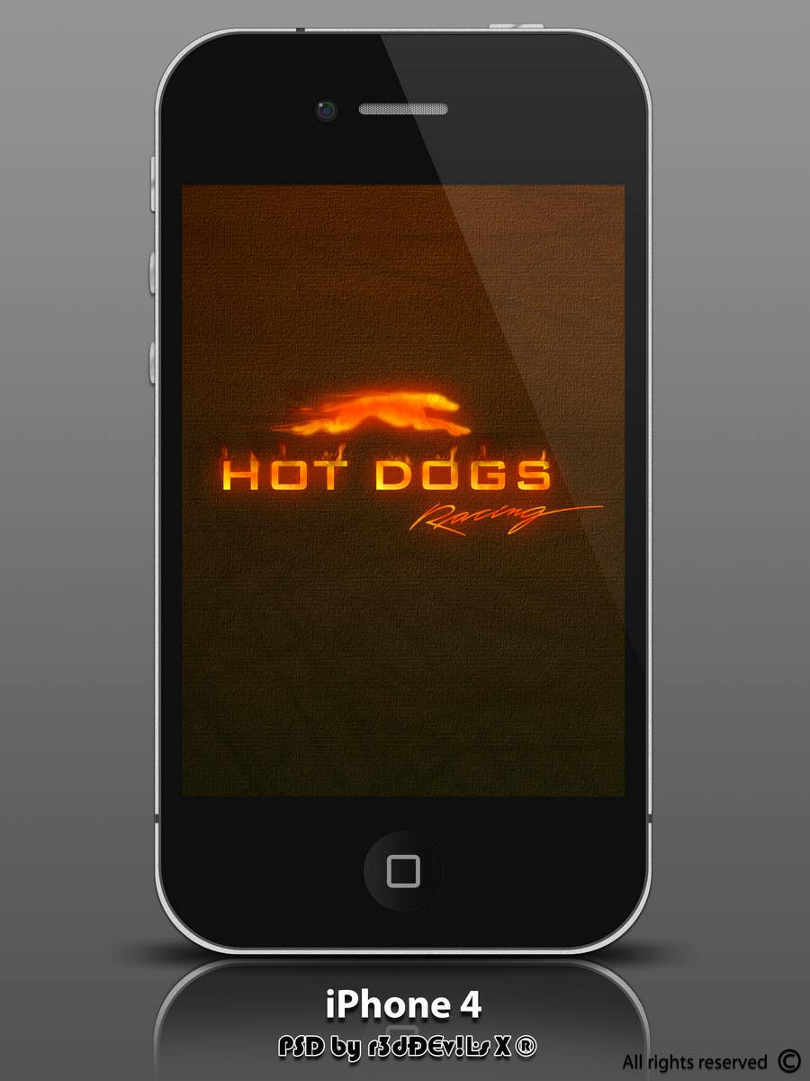Contest Entry #21 for Graphic Design for Hotdogs racing