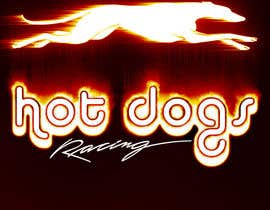 nº 5 pour Graphic Design for Hotdogs racing par VictorNdoromo