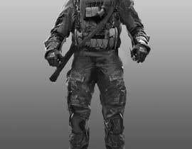 #3 для Лучший концепт солдата ВСУ от almazsharipov