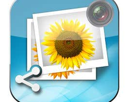 #42 untuk Design a Logo and icon for a collaborative photo sharing app oleh dreamstudios0
