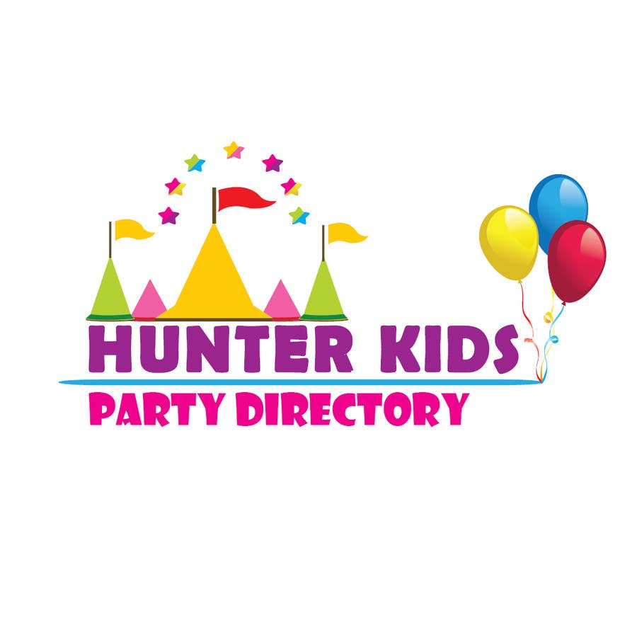 entry 36 by titelf for fun logo design for kids party website