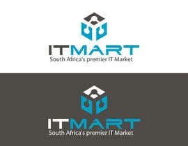 #37 for Design a logo for ITmart by texture605