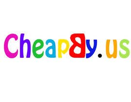nº 5 pour Logo for CheapBy.Us par ShezaadSudar