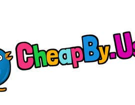 nº 13 pour Logo for CheapBy.Us par maisieeverett