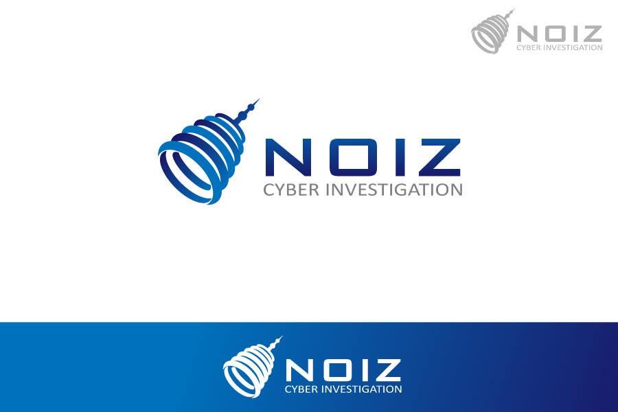 Contest Entry #                                        317                                      for                                         Logo Design for Noiz Cyber Investigation