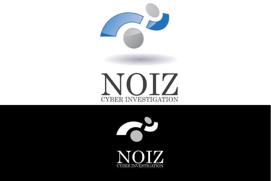 Contest Entry #                                        617                                      for                                         Logo Design for Noiz Cyber Investigation