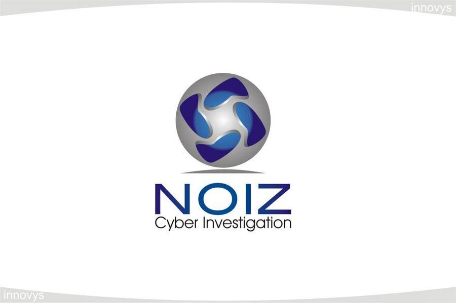 Contest Entry #                                        733                                      for                                         Logo Design for Noiz Cyber Investigation