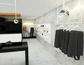 #27 for 3D Modelling layout for luxury retail store. by archiact