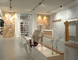 #14 for 3D Modelling layout for luxury retail store. by vladstefanc