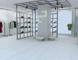 #10 for 3D Modelling layout for luxury retail store. by miramarchis