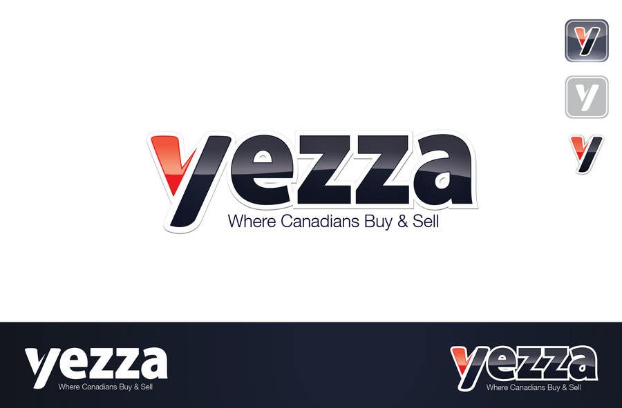 Contest Entry #                                        770                                      for                                         Logo Design for yezza