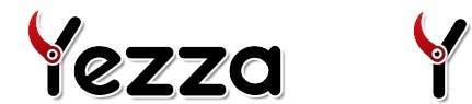 Konkurrenceindlæg #                                        906                                      for                                         Logo Design for yezza