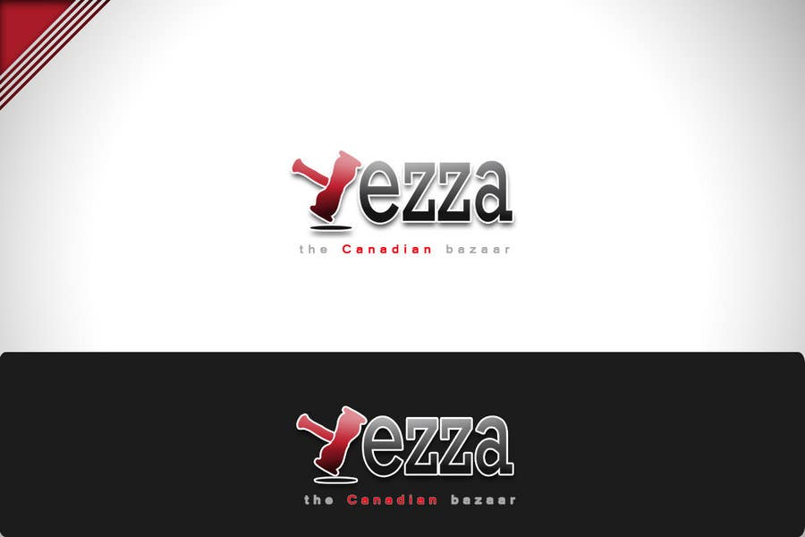 Konkurrenceindlæg #                                        914                                      for                                         Logo Design for yezza