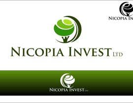 #37 para Designa en logo for Nicopia Invest Ltd por uniqmanage