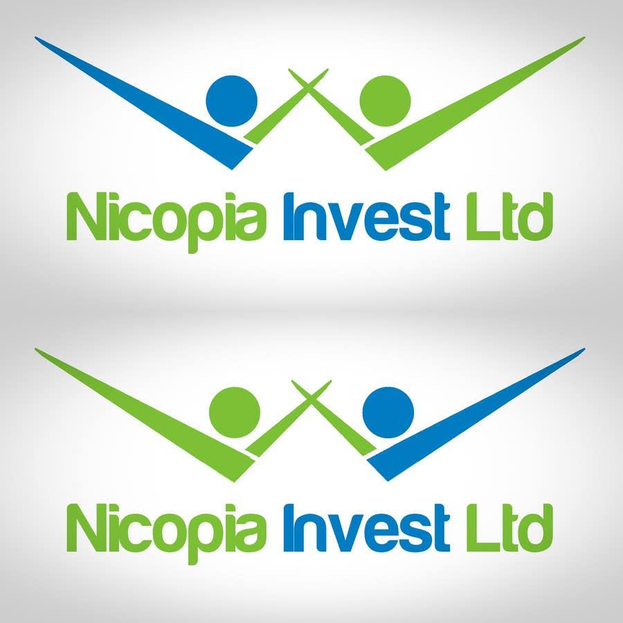 #16 for Designa en logo for Nicopia Invest Ltd by bunakiddz
