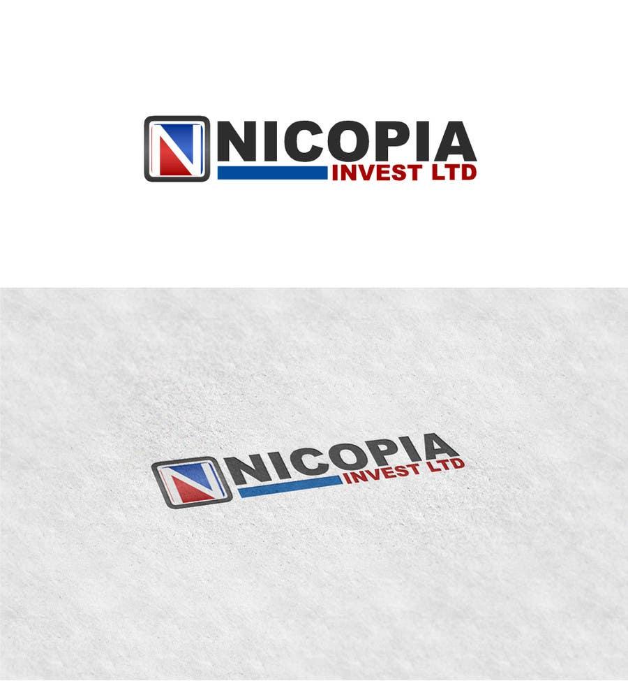 #39 for Designa en logo for Nicopia Invest Ltd by putul1950