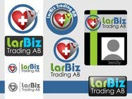 Contest Entry #3 for Designa en logo for LarBiz Trading AB