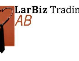 jaskovw tarafından Designa en logo for LarBiz Trading AB için no 27