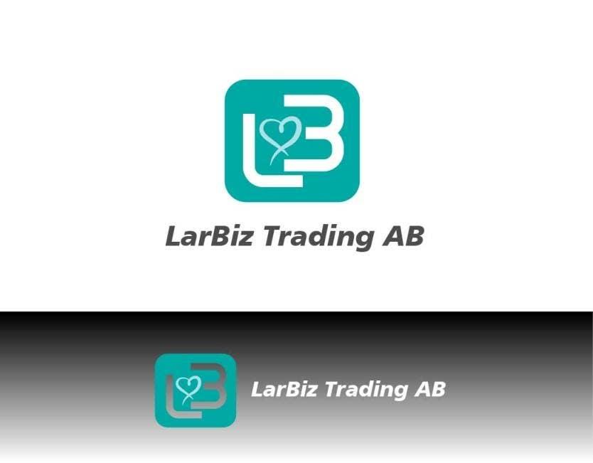 #21 for Designa en logo for LarBiz Trading AB by wahwaheng