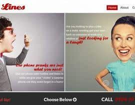 #2 for I need single page website  Graphic Design af rumeshanag