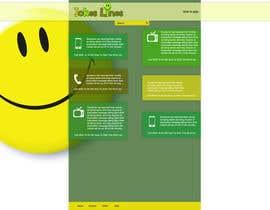 #3 for I need single page website  Graphic Design af sksv