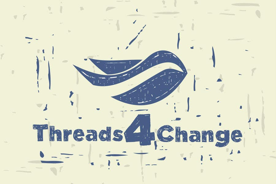 Konkurrenceindlæg #198 for Logo Design for Threads4Change