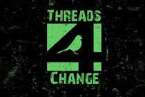 Graphic Design Konkurrenceindlæg #24 for Logo Design for Threads4Change