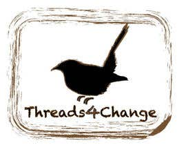 #121 pentru Logo Design for Threads4Change de către lelongahsoh